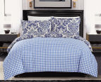 Gioia Casa Roma Queen Bed Quilt Cover Set - Mixed 2