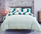 Gioia Casa Oliver King Bed Quilt Cover Set - Mixed 2