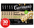 6 x Carman's Gourmet Protein Bars Coconut, Yoghurt & Roasted Nut 5pk 1