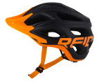 Reid Cycles Evolution Mountain Bike Helmet - Black/Orange 3