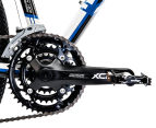 Reid Cycles Xenon 29er Disc Bicycle + FREE Starter Pack - Black/Blue/White 3