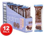 12 x Protrim Plus Pick-Me-Up Bars Choc Chip 40g 1