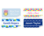 Personalised Kids' Name Labels - 42-Pack 2