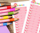 Personalised Mini Name Labels - 76-Pack 3