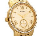 GUESS Women's 39mm Gramercy Watch - Gold 2