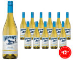 12 x Mawsons The Vickers Limestone Coast Chardonnay 2014 750mL 1