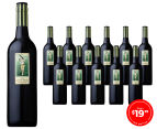 12 x Jim Barry The Cover Drive Coonawarra Cabernet Sauvignon 2014 750mL 1