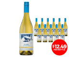 12 x Mawsons The Vickers Limestone Coast Chardonnay 2014 750mL 1