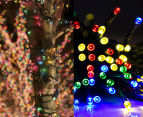 Solar Powered LED Party Lights 100-Pack - Multi-Colour 2