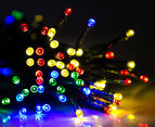 AC Powered LED Party Lights 100-Pack - Multi-Colour 2