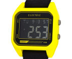Electric ED01 Nato Digital Watch -  Yellow/Colour Block 3