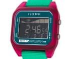 Electric Women's ED01-T Nato Digital Watch - Seafoam Pink 3