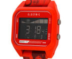 Electric ED01-T Nato Digital Watch -  Twin Fin Red 3