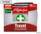 Trafalgar 75-Piece Travel First Aid Kit + Instant Ice Pack 1