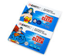 EMTEC Travel Essentials Cleaning Kit - Superman/Wonder Woman 4