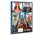 Comedy DVD 5-Pack (R18+)  1