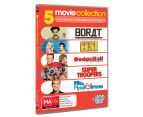 Outrageous Comedy DVD 5-Pack (MA 15+)  1