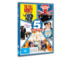 Best of British Comedy DVD 5-Pack (M)  1