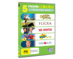 Live Action Kids' DVD 5-Pack (PG)  1