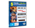 Action DVD 5-Pack (M)  1