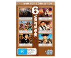 MGM Westerns Collection DVD 6-Pack (M)  2