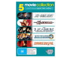 Super Hero Action DVD 5-Pack (M)  2