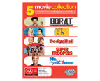 Outrageous Comedy DVD 5-Pack (MA 15+)  2