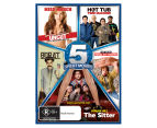 Comedy DVD 5-Pack (R18+)  2
