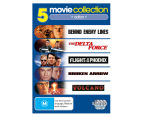 Action DVD 5-Pack (M)  2