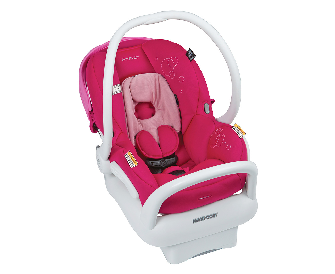 maxi cosi mico ap infant car seat capsule passionate pink ebay. Black Bedroom Furniture Sets. Home Design Ideas