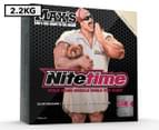 Max's Nite Time Protein Powder Vanilla Malt 2.2kg 1