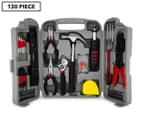 130-Piece Hand Tool Set w/ Carry Case 1