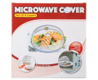 Set of 5 Microwave Covers - Transparent 2