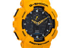 Casio G-Shock Men's 50mm GA100A-9A Duo Watch - Yellow 2
