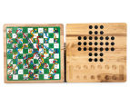 10-in-1 Wooden Board Gamehouse 5