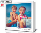 Personalised 100x100cm Square Instagram Canvas 1