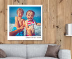 Personalised 100x100cm Square Instagram Canvas 2