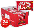 24 x Nestlé Kit Kat 4 Finger 41.5g 1