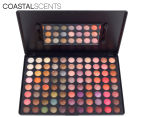 Coastal Scents 88 Metal Mania Palette 61g 1