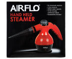 Airflo Hand Held Steamer - Red 6