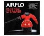 Airflo Hand Held Steamer - Red 6