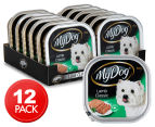 12 x My Dog Lamb Classic Trays 100g 2