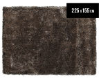 Super Soft High Quality 225x155cm Shag Rug - Gold 1