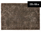 Super Soft 225x155cm Shag Rug - Raisin 1