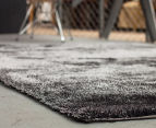 Super Soft High Quality 165x115cm Shag Rug - Carbon 2