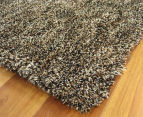 Super Soft 225x155cm Shag Rug - Raisin 2
