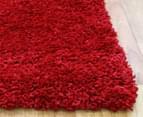 Soft & Plush Matte 230x160cm Shag Rug - Rouge 3