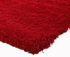 Soft & Plush Matte 230x160cm Shag Rug - Rouge 4