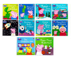 Peppa Pig 10-Book Collection w/ Tote Bag 1