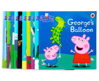 Peppa Pig 10-Book Collection w/ Tote Bag 3